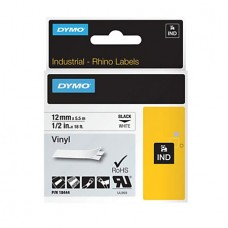 Dymo 18444 Vinyl Labels