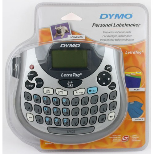 Dymo Personal Label Maker Letratag Plus Lt 100t