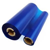 Blue Wax Resin Ribbon