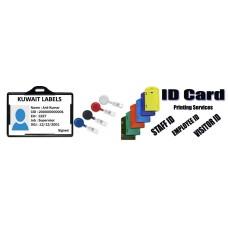RFID Card Plain EM4305