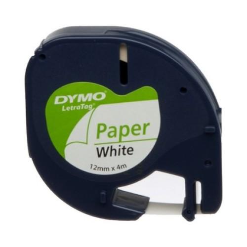 Dymo Labelmaker Letratag Paper Tape
