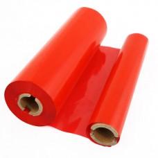 Red Wax Resin Ribbon