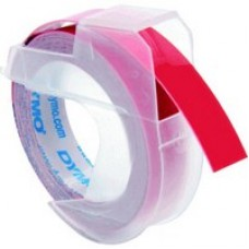 Dymo Red Embossing Label Tape