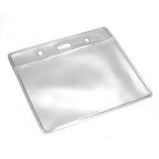 Clear H ID Holder