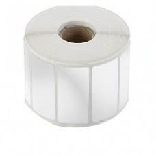 Polyester White 25mm x 10mm